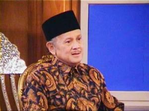 Prof. Dr. Ing. Bachruddin Jusuf Habibie